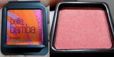 Resenha: Blush Bella Bamba Benefit