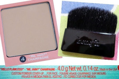 Resenha: Benefit Pó-base Hello Flawless SPF 15