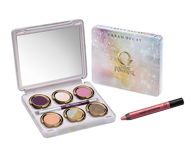 The Glinda and The Theodora Palettes by Urban Decay