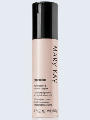 Resenha: Complexo Facial Noturno TimeWise® Mary Kay
