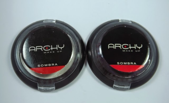 Resenha: Sombra Uno 01 Crystal e 10 Amber Archy Make Up