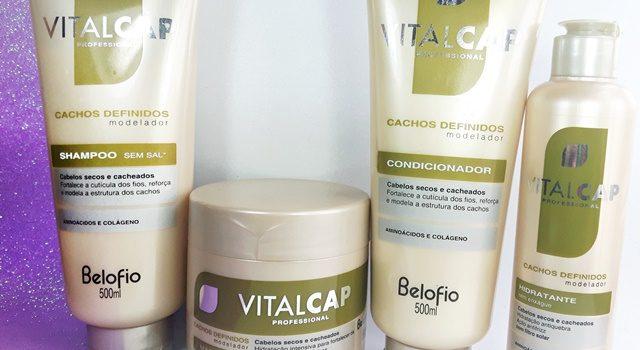 Vitalcap Cachos Definidos Belo Fio Cosméticos | Resenha