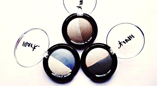 Avon Mark. Duo de Sombras para Olhos Baked|Resenha