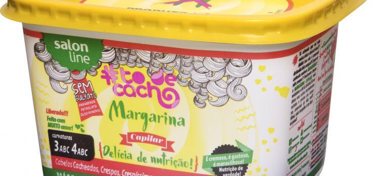 Margarina Capilar {Delícia de nutrição!} é o Mais Novo Lançamento de Salon Line