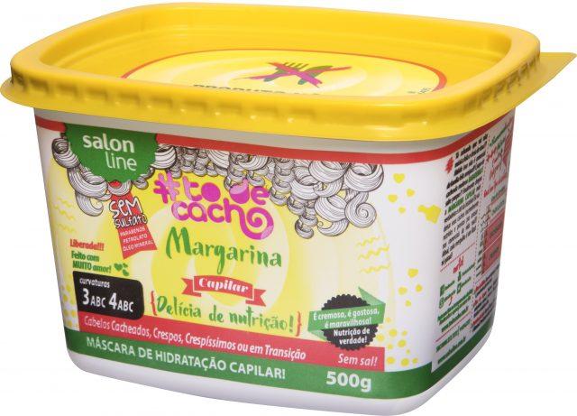 Margarina Capilar {Delícia de nutrição!} é o mais novo lançamento de Salon Line  Cremosidade na medida, para quem busca uma verdadeira nutrição