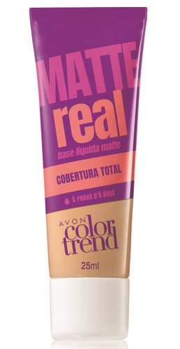Color-Trend-Matte-Real-Base-Líquida-Matte-Bege-Claro-